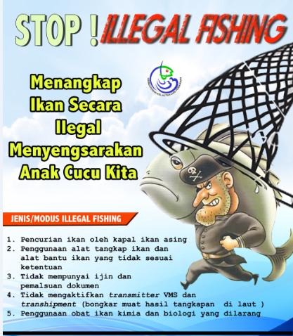 Stop Illegal Fishing Dinas Kelautan Dan Perikanan